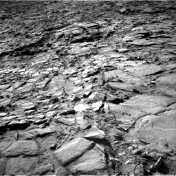 Nasa's Mars rover Curiosity acquired this image using its Right Navigation Camera on Sol 1148, at drive 1088, site number 50