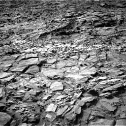 Nasa's Mars rover Curiosity acquired this image using its Right Navigation Camera on Sol 1148, at drive 1106, site number 50