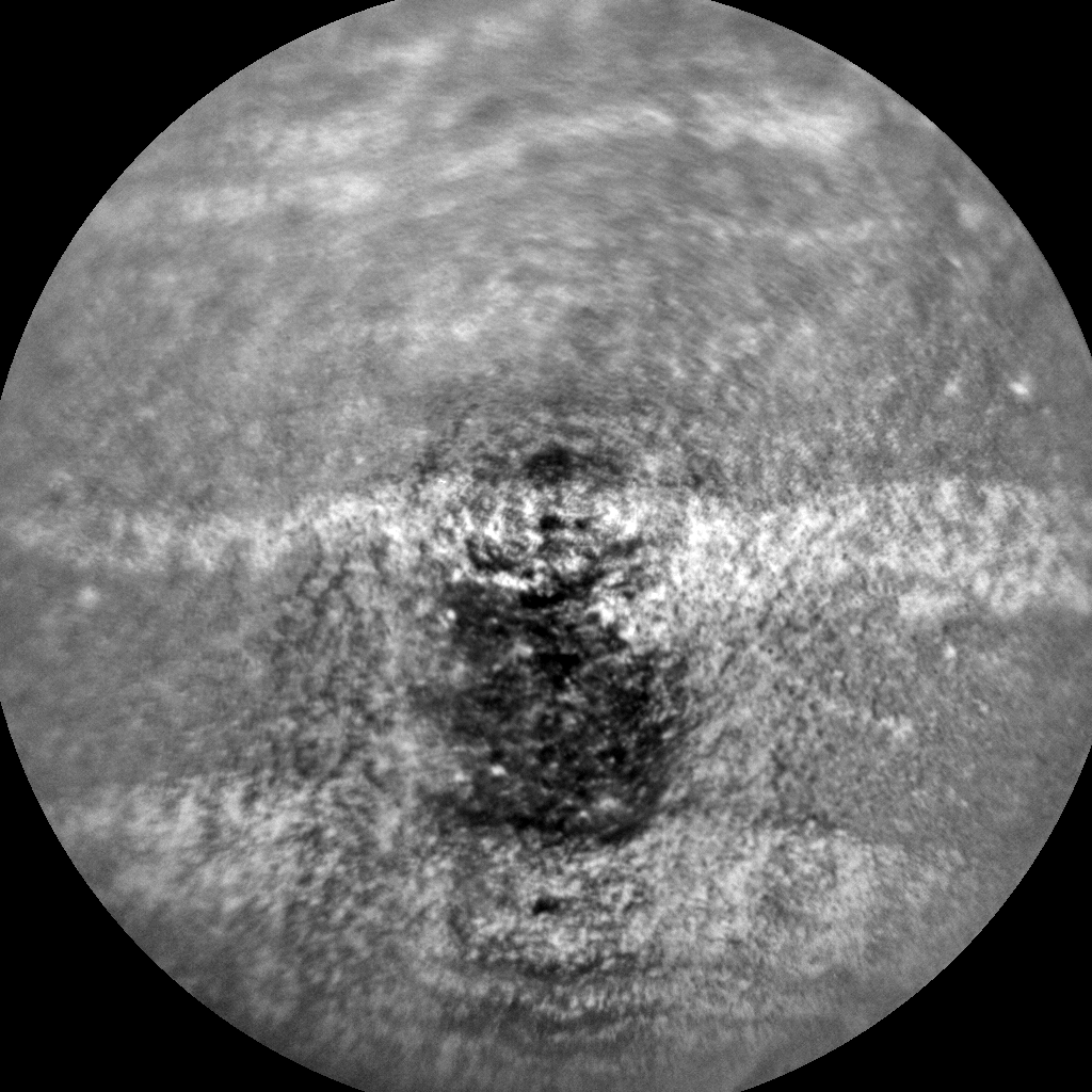 Nasa's Mars rover Curiosity acquired this image using its Chemistry & Camera (ChemCam) on Sol 1150, at drive 1116, site number 50