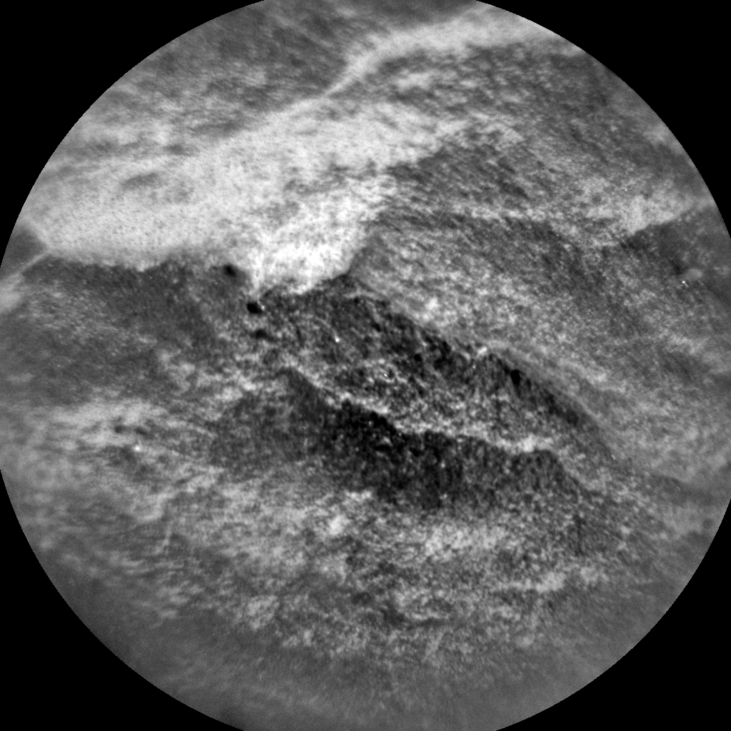 Nasa's Mars rover Curiosity acquired this image using its Chemistry & Camera (ChemCam) on Sol 1151, at drive 1116, site number 50