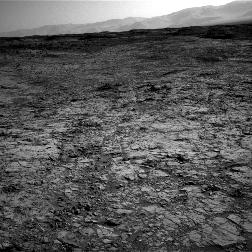 Nasa's Mars rover Curiosity acquired this image using its Right Navigation Camera on Sol 1155, at drive 1928, site number 50