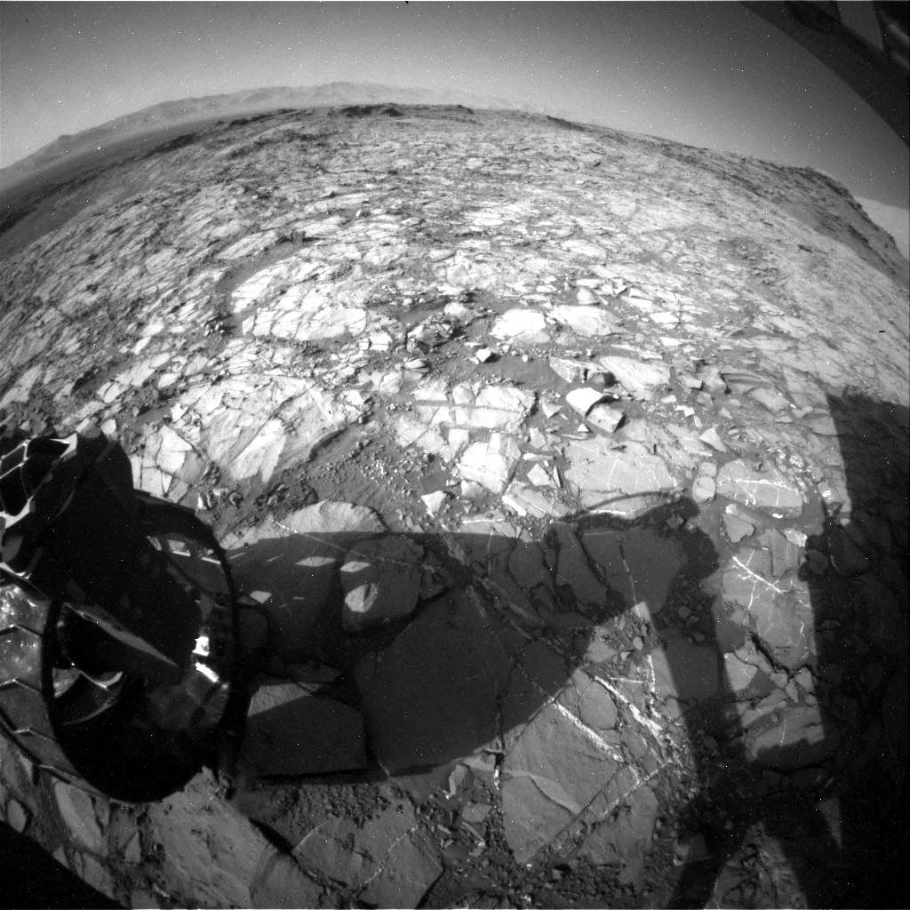 NASA Doesn't Want You To See Curiosity Rover Photos ...
