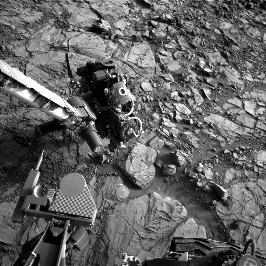 Nasa's Mars rover Curiosity acquired this image using its Right Navigation Camera on Sol 1157, at drive 1928, site number 50