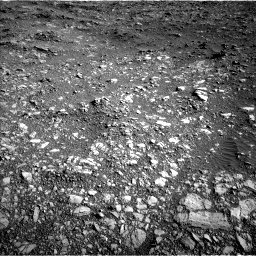 Nasa's Mars rover Curiosity acquired this image using its Left Navigation Camera on Sol 1160, at drive 2642, site number 50