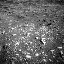 Nasa's Mars rover Curiosity acquired this image using its Left Navigation Camera on Sol 1160, at drive 2654, site number 50