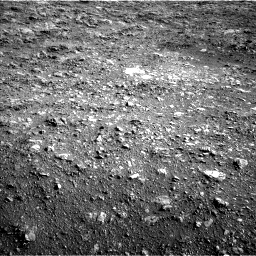 Nasa's Mars rover Curiosity acquired this image using its Left Navigation Camera on Sol 1160, at drive 2684, site number 50