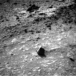 Nasa's Mars rover Curiosity acquired this image using its Right Navigation Camera on Sol 1160, at drive 2438, site number 50