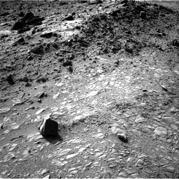 Nasa's Mars rover Curiosity acquired this image using its Right Navigation Camera on Sol 1160, at drive 2444, site number 50