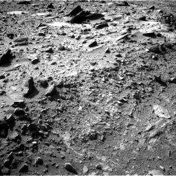 Nasa's Mars rover Curiosity acquired this image using its Right Navigation Camera on Sol 1160, at drive 2474, site number 50