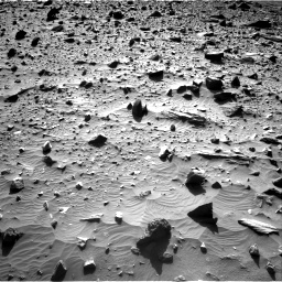 Nasa's Mars rover Curiosity acquired this image using its Right Navigation Camera on Sol 1160, at drive 2522, site number 50