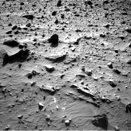 Nasa's Mars rover Curiosity acquired this image using its Right Navigation Camera on Sol 1160, at drive 2534, site number 50