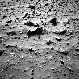 Nasa's Mars rover Curiosity acquired this image using its Right Navigation Camera on Sol 1160, at drive 2540, site number 50