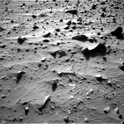 Nasa's Mars rover Curiosity acquired this image using its Right Navigation Camera on Sol 1160, at drive 2546, site number 50
