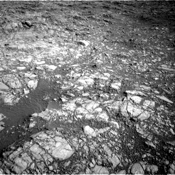 Nasa's Mars rover Curiosity acquired this image using its Right Navigation Camera on Sol 1160, at drive 2612, site number 50