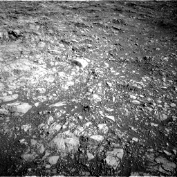 Nasa's Mars rover Curiosity acquired this image using its Right Navigation Camera on Sol 1160, at drive 2624, site number 50