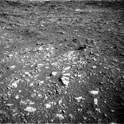 Nasa's Mars rover Curiosity acquired this image using its Right Navigation Camera on Sol 1160, at drive 2654, site number 50