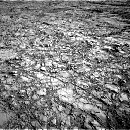 Nasa's Mars rover Curiosity acquired this image using its Right Navigation Camera on Sol 1160, at drive 2750, site number 50