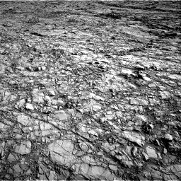 Nasa's Mars rover Curiosity acquired this image using its Right Navigation Camera on Sol 1160, at drive 2756, site number 50