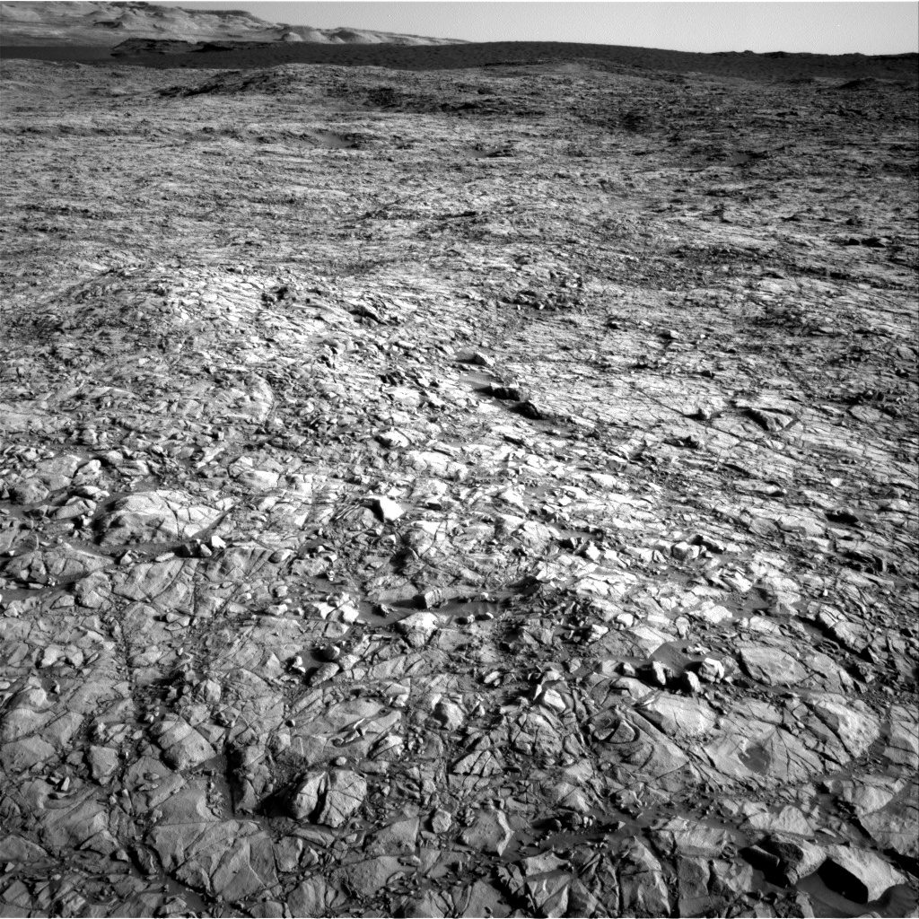 Nasa's Mars rover Curiosity acquired this image using its Right Navigation Camera on Sol 1160, at drive 2772, site number 50