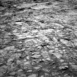 Nasa's Mars rover Curiosity acquired this image using its Left Navigation Camera on Sol 1162, at drive 2778, site number 50