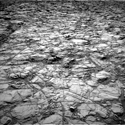 Nasa's Mars rover Curiosity acquired this image using its Left Navigation Camera on Sol 1162, at drive 2880, site number 50