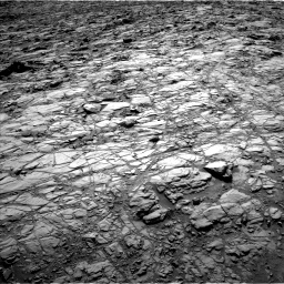 Nasa's Mars rover Curiosity acquired this image using its Left Navigation Camera on Sol 1162, at drive 2916, site number 50