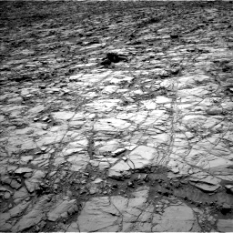 Nasa's Mars rover Curiosity acquired this image using its Left Navigation Camera on Sol 1162, at drive 2934, site number 50