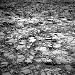Nasa's Mars rover Curiosity acquired this image using its Left Navigation Camera on Sol 1162, at drive 2976, site number 50
