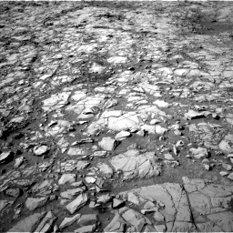 Nasa's Mars rover Curiosity acquired this image using its Left Navigation Camera on Sol 1162, at drive 3066, site number 50