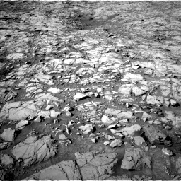 Nasa's Mars rover Curiosity acquired this image using its Left Navigation Camera on Sol 1162, at drive 3072, site number 50