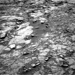 Nasa's Mars rover Curiosity acquired this image using its Right Navigation Camera on Sol 1162, at drive 2808, site number 50