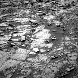 Nasa's Mars rover Curiosity acquired this image using its Right Navigation Camera on Sol 1162, at drive 2814, site number 50