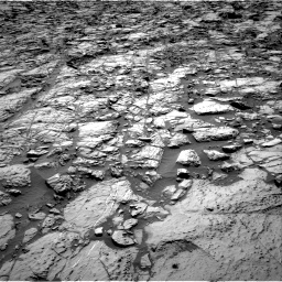 Nasa's Mars rover Curiosity acquired this image using its Right Navigation Camera on Sol 1162, at drive 2832, site number 50
