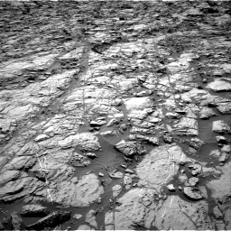 Nasa's Mars rover Curiosity acquired this image using its Right Navigation Camera on Sol 1162, at drive 2838, site number 50