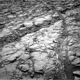 Nasa's Mars rover Curiosity acquired this image using its Right Navigation Camera on Sol 1162, at drive 2850, site number 50