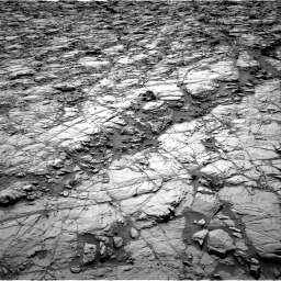 Nasa's Mars rover Curiosity acquired this image using its Right Navigation Camera on Sol 1162, at drive 2856, site number 50