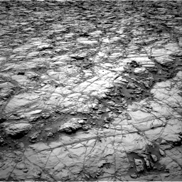 Nasa's Mars rover Curiosity acquired this image using its Right Navigation Camera on Sol 1162, at drive 2862, site number 50