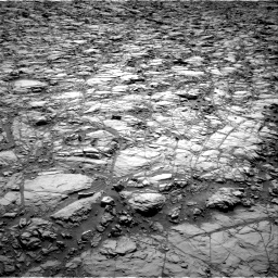 Nasa's Mars rover Curiosity acquired this image using its Right Navigation Camera on Sol 1162, at drive 2868, site number 50