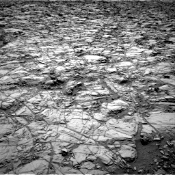 Nasa's Mars rover Curiosity acquired this image using its Right Navigation Camera on Sol 1162, at drive 2880, site number 50