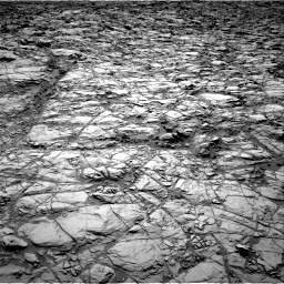 Nasa's Mars rover Curiosity acquired this image using its Right Navigation Camera on Sol 1162, at drive 2886, site number 50