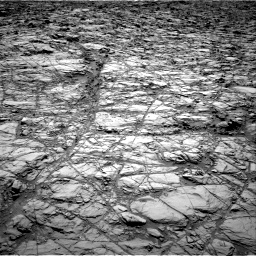 Nasa's Mars rover Curiosity acquired this image using its Right Navigation Camera on Sol 1162, at drive 2892, site number 50