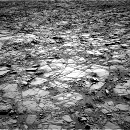 Nasa's Mars rover Curiosity acquired this image using its Right Navigation Camera on Sol 1162, at drive 2970, site number 50