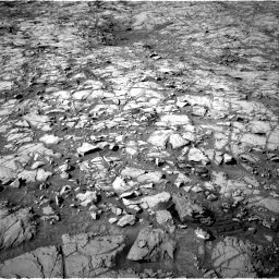 Nasa's Mars rover Curiosity acquired this image using its Right Navigation Camera on Sol 1162, at drive 3072, site number 50