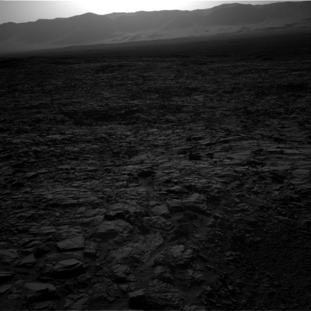 Nasa's Mars rover Curiosity acquired this image using its Right Navigation Camera on Sol 1162, at drive 3076, site number 50