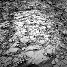 Nasa's Mars rover Curiosity acquired this image using its Left Navigation Camera on Sol 1167, at drive 3250, site number 50