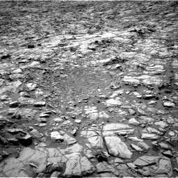 Nasa's Mars rover Curiosity acquired this image using its Right Navigation Camera on Sol 1167, at drive 3082, site number 50