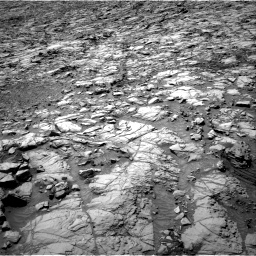 Nasa's Mars rover Curiosity acquired this image using its Right Navigation Camera on Sol 1167, at drive 3094, site number 50