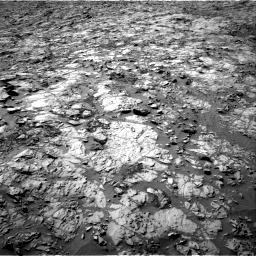 Nasa's Mars rover Curiosity acquired this image using its Right Navigation Camera on Sol 1167, at drive 3118, site number 50
