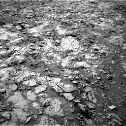 Nasa's Mars rover Curiosity acquired this image using its Right Navigation Camera on Sol 1167, at drive 3130, site number 50