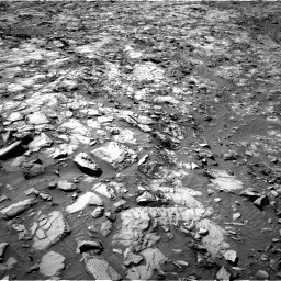 Nasa's Mars rover Curiosity acquired this image using its Right Navigation Camera on Sol 1167, at drive 3142, site number 50